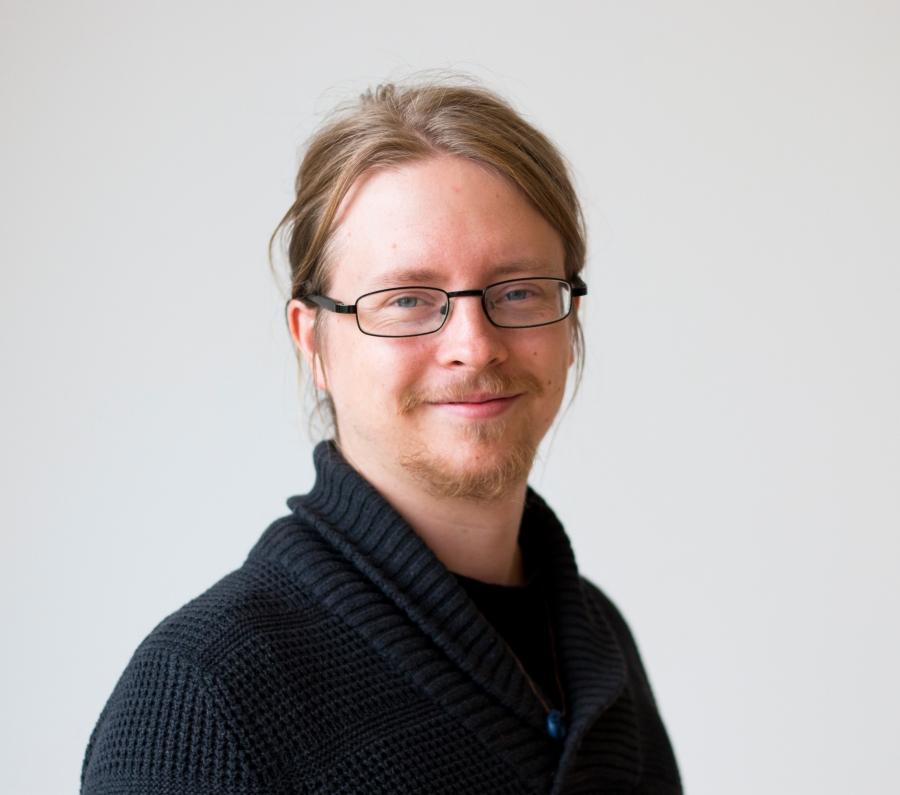 Micael Grenholm pressbild